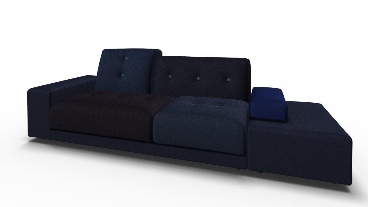 Full Size of Vitra Sofa Polder Einrichten Designde Xxxl Ottomane Lounge Garten Big Grau Xxl In L Form Aus Matratzen Alcantara 3 2 1 Sitzer Günstig Kaufen überwurf Mit Sofa Vitra Sofa