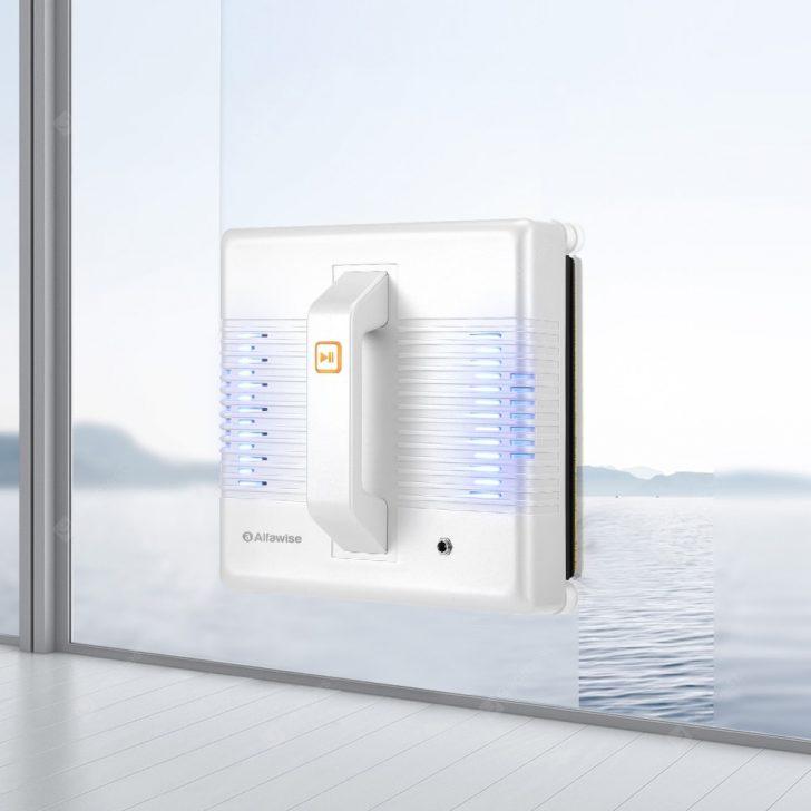 Medium Size of Fenster Reinigen Alfawise Ws 1060 Automatische Smart Reinigung Roboter Fliegengitter Maßanfertigung Mit Integriertem Einbruchschutz Stange Dreh Kipp Fenster Fenster Reinigen