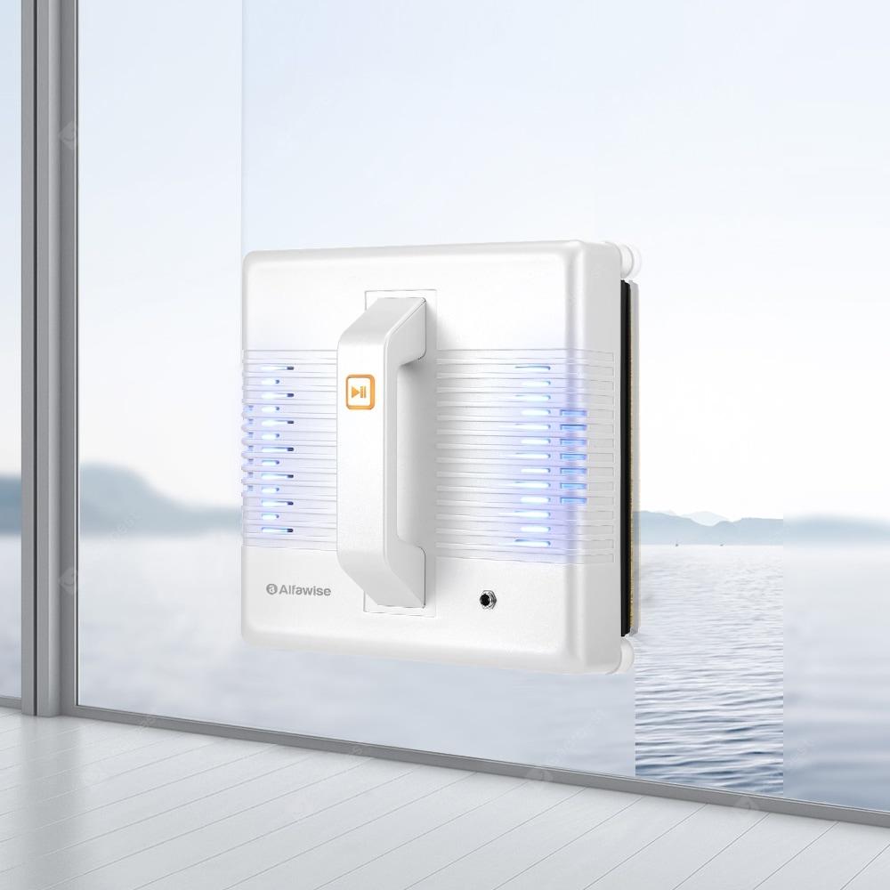 Full Size of Fenster Reinigen Alfawise Ws 1060 Automatische Smart Reinigung Roboter Fliegengitter Maßanfertigung Mit Integriertem Einbruchschutz Stange Dreh Kipp Fenster Fenster Reinigen