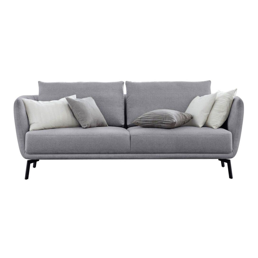 Large Size of Couch 3 Sitzer Grau 2 Und Sofa Leder 3 Sitzer Nino Schwarz/grau Mit Schlaffunktion Retro Kingsley Louisiana (3 Sitzer Polster Grau) Ikea Samt Rattan Led Sofa Sofa 3 Sitzer Grau