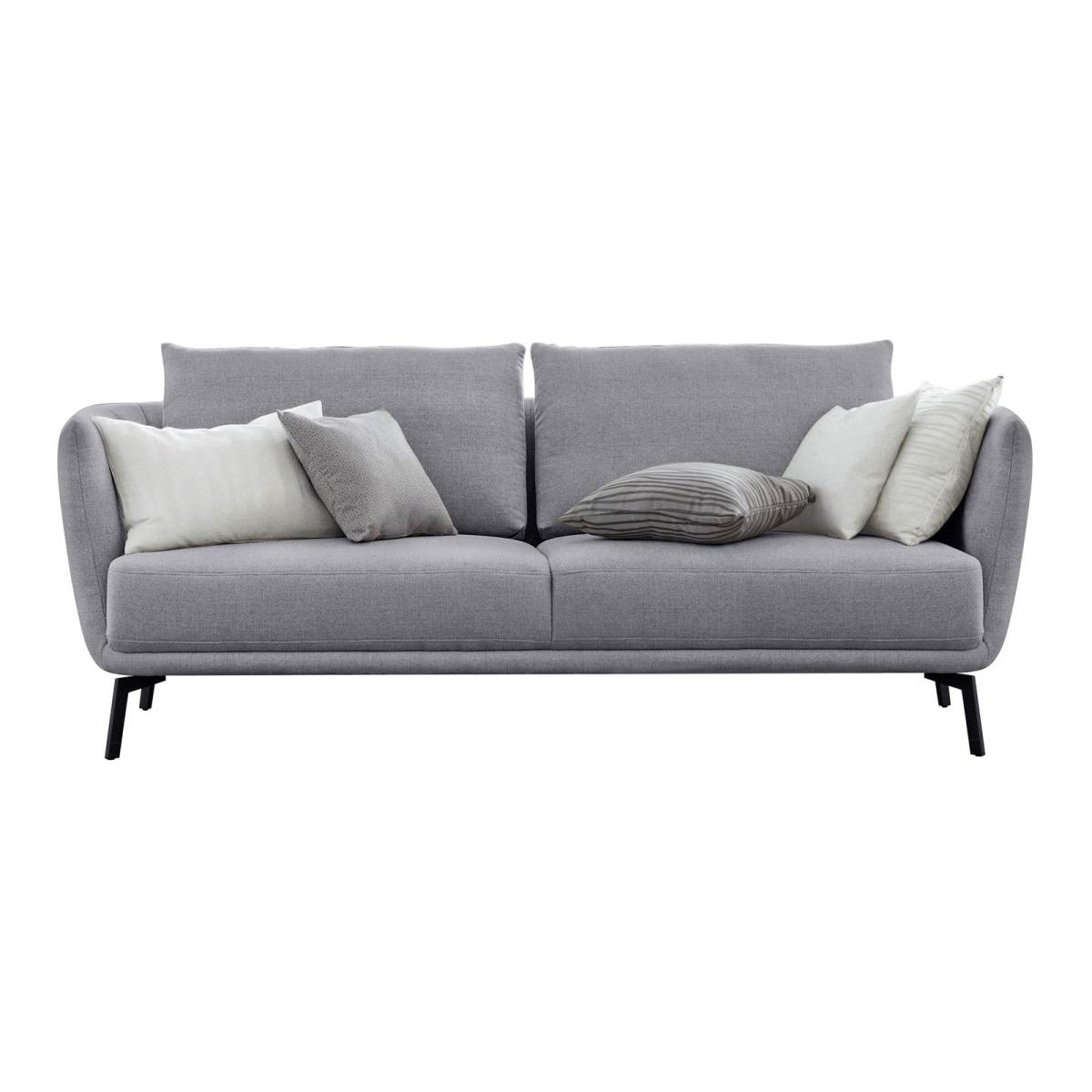 Full Size of Couch 3 Sitzer Grau 2 Und Sofa Leder 3 Sitzer Nino Schwarz/grau Mit Schlaffunktion Retro Kingsley Louisiana (3 Sitzer Polster Grau) Ikea Samt Rattan Led Sofa Sofa 3 Sitzer Grau