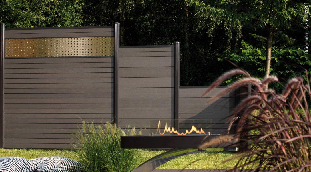 Large Size of Trennwände Garten Wpc Zune Der Sichtschutz Ohne Pflegeaufwand Holz Roeren Gmbh Versicherung Feuerstellen Im Pavillion Trampolin Kandelaber Lounge Sofa Garten Trennwände Garten
