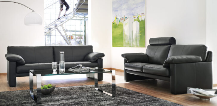 Erpo Luxussofa Cl 300 Luxusmbel Designermbel Grünes Sofa Schlafsofa Liegefläche 180x200 Mit Schlaffunktion 2 Sitzer Benz 3 Grau Leder Spannbezug U Form Xxl Sofa Erpo Sofa