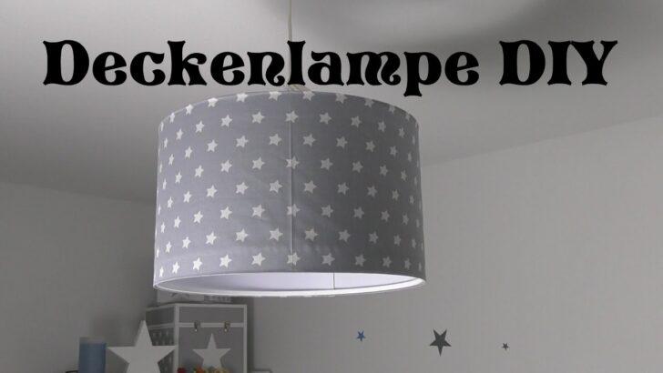 Medium Size of Deckenlampe Kinderzimmer Selbst Gestalten Diy Tutorial Deckenlampen Für Wohnzimmer Regal Sofa Modern Regale Küche Bad Esstisch Schlafzimmer Weiß Kinderzimmer Deckenlampe Kinderzimmer