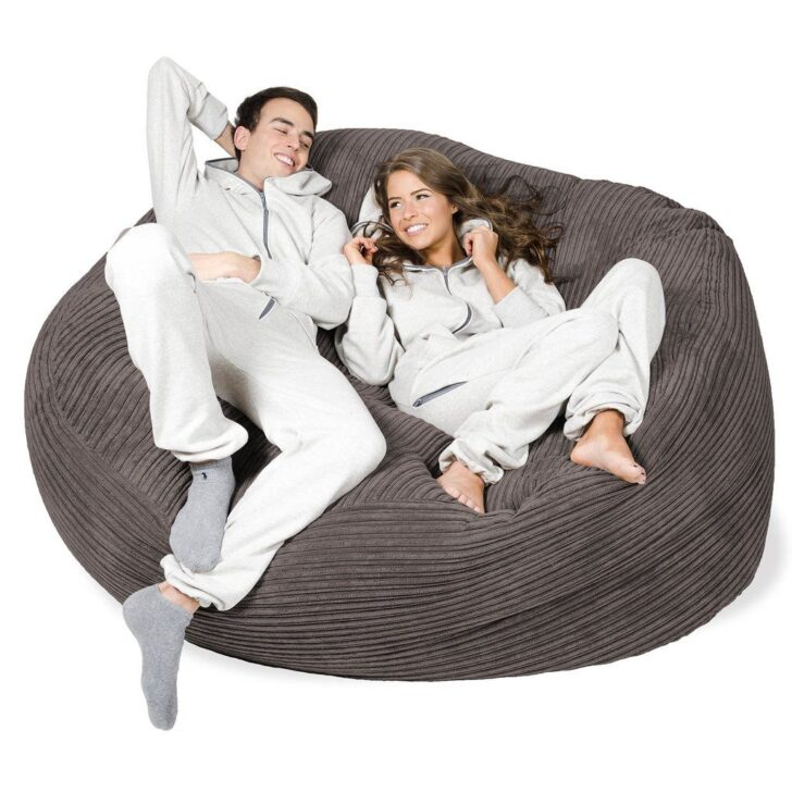 Medium Size of Sitzsack Sofa Mega Mammoth Xxl Cord Schiefergrau Ebay Inhofer Groß München Grünes Big Braun Günstig Kaufen Mit Abnehmbaren Bezug Rotes Lounge Garten Sofa Sitzsack Sofa
