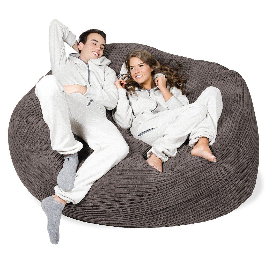 Full Size of Sitzsack Sofa Mega Mammoth Xxl Cord Schiefergrau Ebay Inhofer Groß München Grünes Big Braun Günstig Kaufen Mit Abnehmbaren Bezug Rotes Lounge Garten Sofa Sitzsack Sofa
