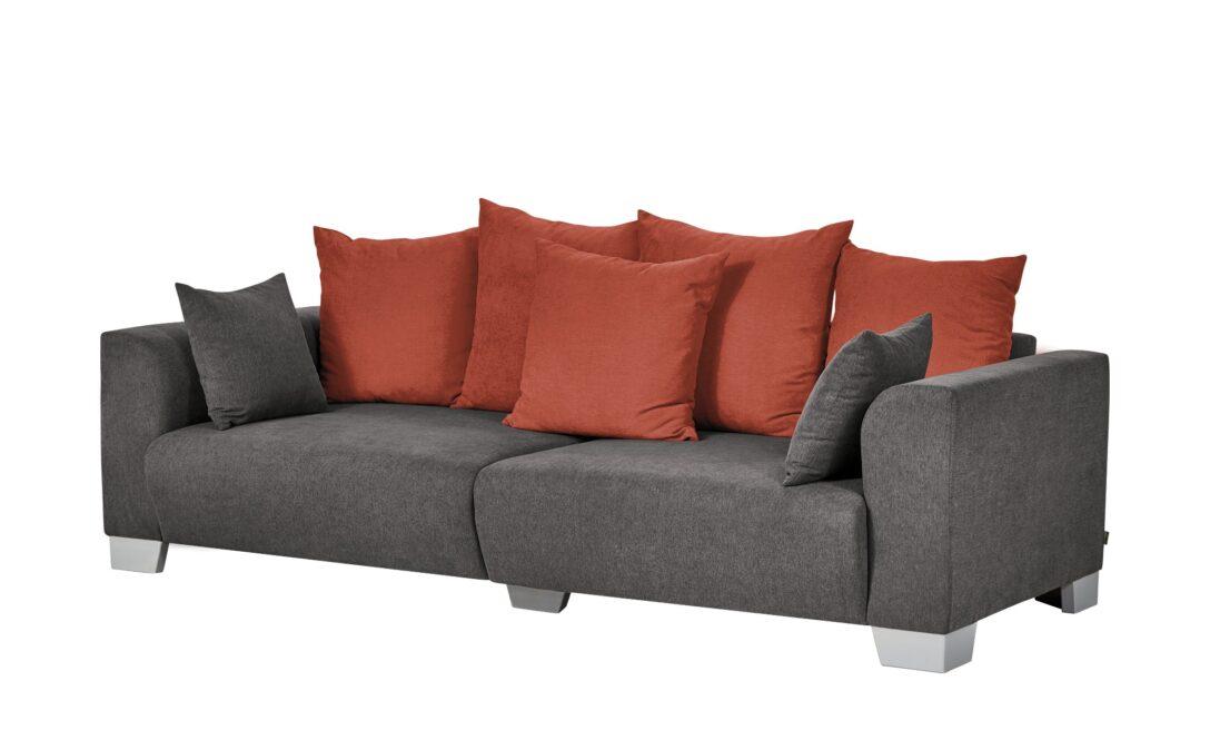 Large Size of Smart Big Sofa Grau Braun Flachgewebe Tonja Schlamm Orange Günstige Halbrund Modernes 2er Megapol Chesterfield Günstig Xxl Mit Schlaffunktion Federkern Sofa Höffner Big Sofa