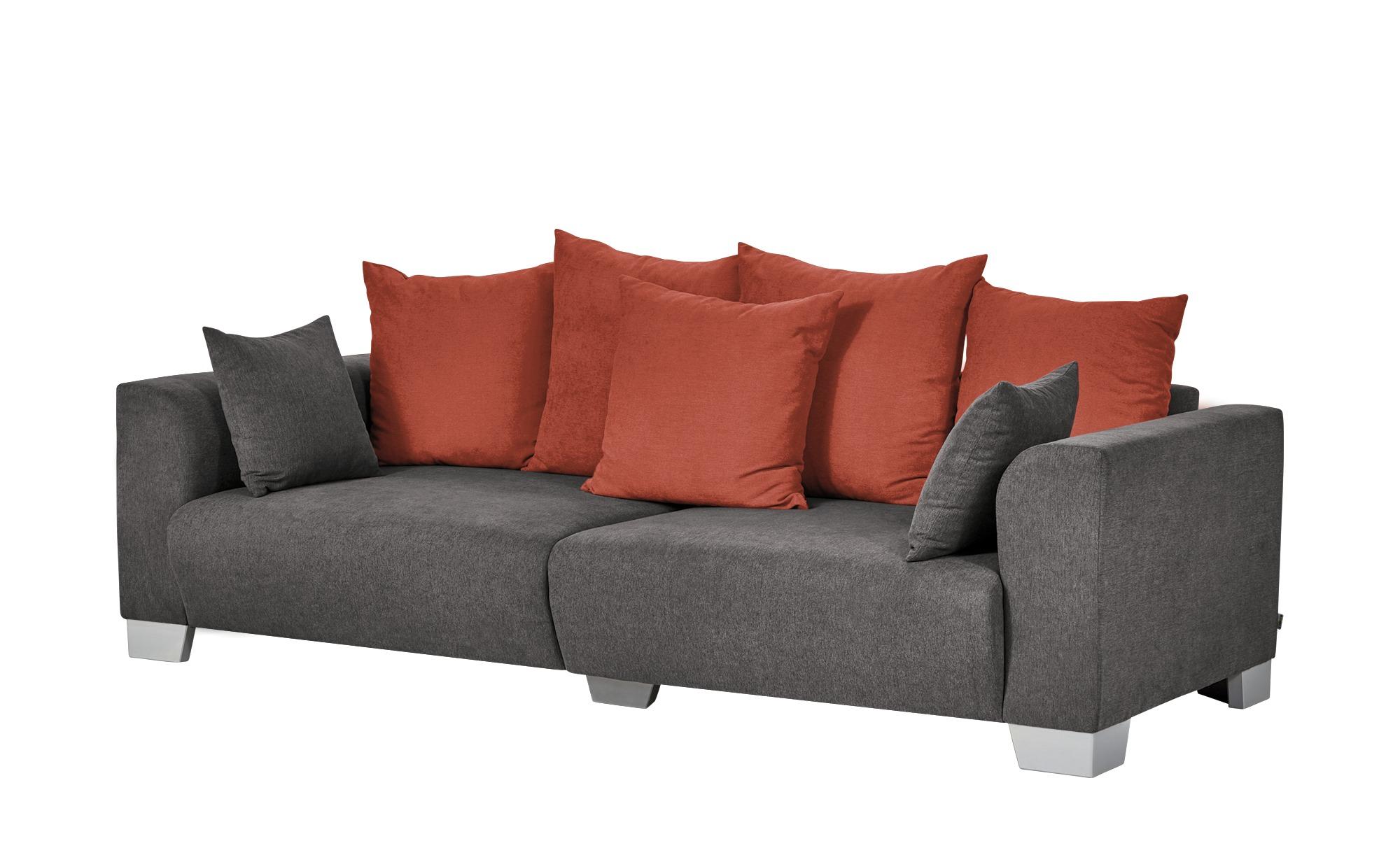 Full Size of Smart Big Sofa Grau Braun Flachgewebe Tonja Schlamm Orange Günstige Halbrund Modernes 2er Megapol Chesterfield Günstig Xxl Mit Schlaffunktion Federkern Sofa Höffner Big Sofa