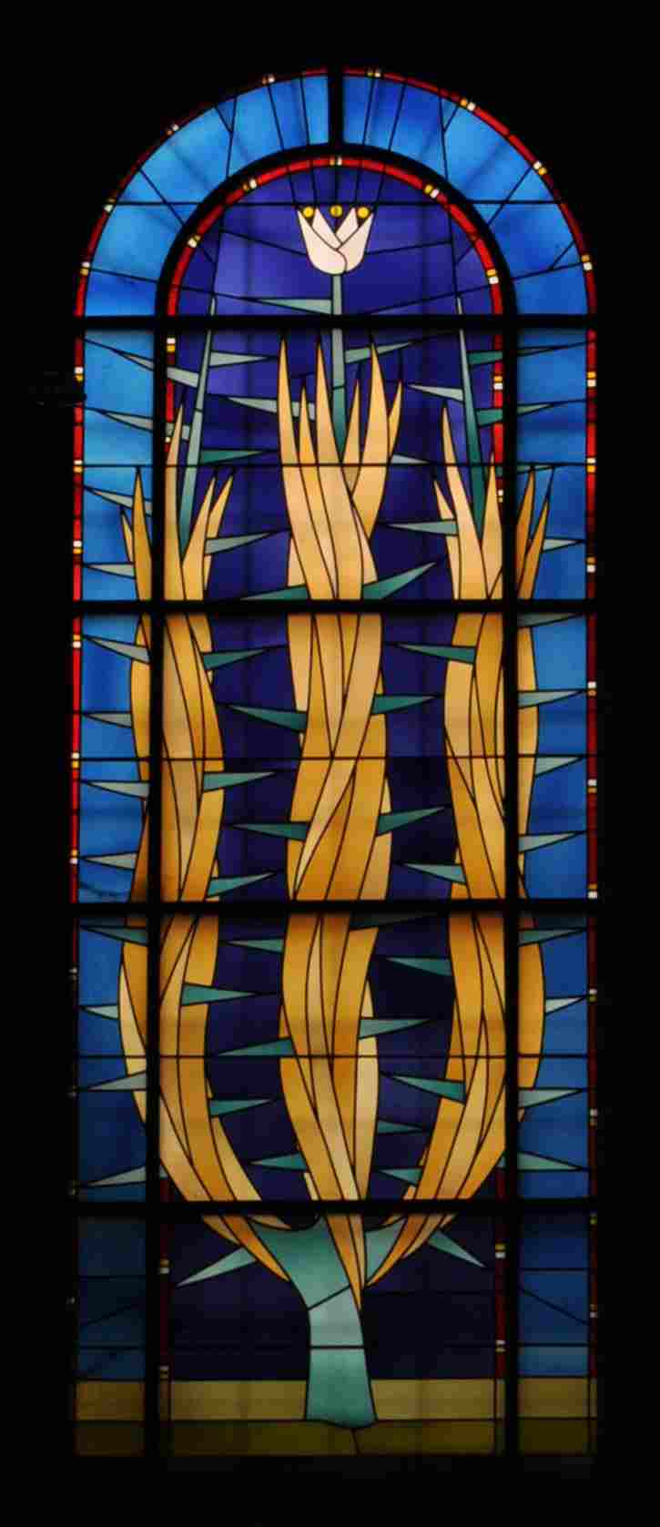 Full Size of Fenster Trier Neues Id Basilika St Matthias Aron Fliegengitter Für Preisvergleich Polen Beleuchtung Sichtschutz De Schallschutz Bodentief Rahmenlose Fenster Fenster Trier