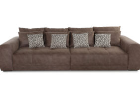 Big Sofa Braun