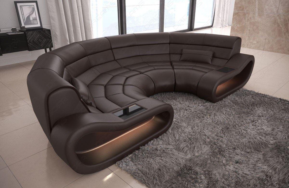 Full Size of Sofa Leder Wohnlandschaft Couch Concept U Form Designersofa 3 2 1 Sitzer Ottomane Zweisitzer W Schillig Blaues Weißes Beziehen Kunstleder Weiß Günstig Sofa Leder Sofa