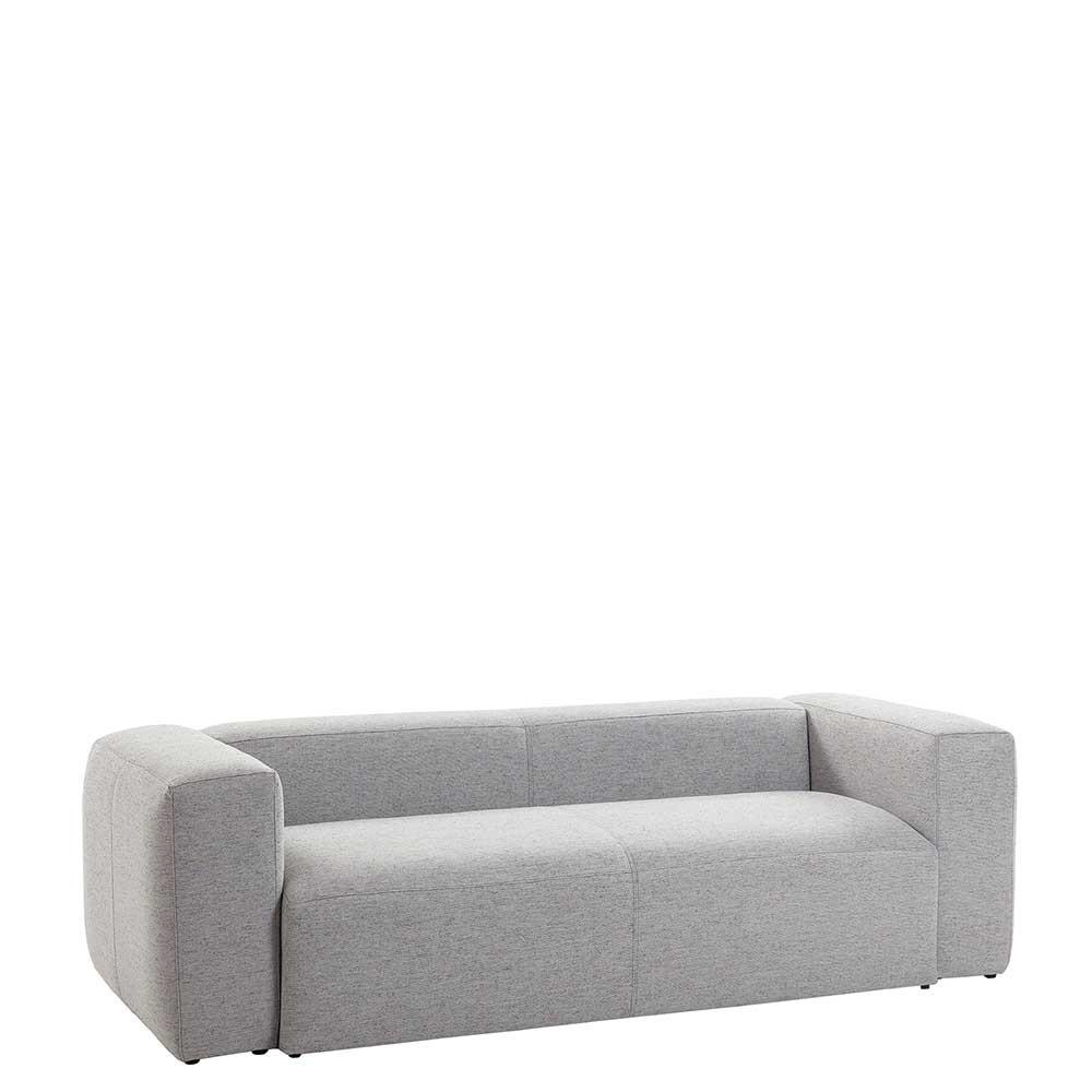 Full Size of Modernes Sofa In Hellem Grau Mit Armlehnen 2 Breiten Launch Polsterreiniger Kinderzimmer Kleines Wohnzimmer Xxl 3 Sitzer Recamiere Big Poco Rund Aus Matratzen Sofa Modernes Sofa