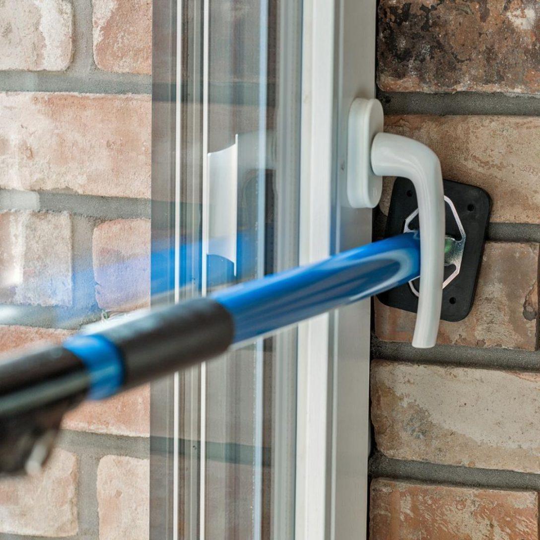 Large Size of Sicherungsstange Fenstersicherung Trsicherung Einbruchschutz Fenster Putzen Sichtschutzfolien Für Insektenschutz Ohne Bohren Austauschen Abus Fenster Teleskopstange Fenster