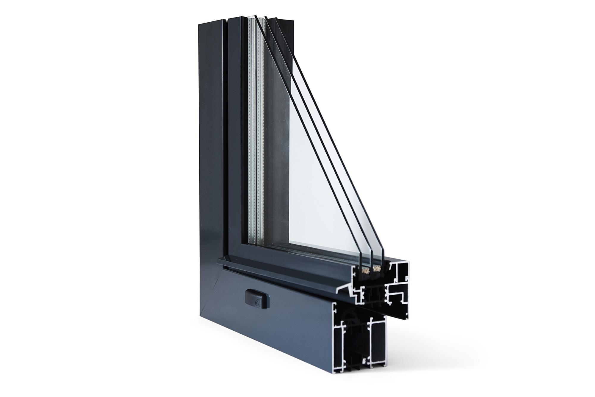 Full Size of Fenster Drutex Aluminiumfenster Drutealu Mb 70 Ral7016 Anthrazitgrau Folie Für Velux Kaufen Einbruchschutz Nachrüsten Schüco Rolladen Einbruchsicherung Fenster Fenster Drutex