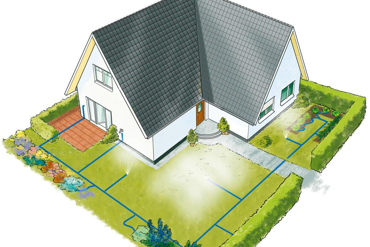 Full Size of Smart Garden So Funktioniert Automatische Bewsserung Relaxsessel Garten Aldi Feuerschale Liegestuhl Bewässerungssysteme Test Bewässerung Automatisch Garten Garten Bewässerung Automatisch