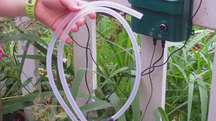 Medium Size of Blumen Pflanzen Im Urlaub Automatisch Bewssern Mit Solar Relaxsessel Garten Aldi Klapptisch Spielturm Kugelleuchten Bewässerungssysteme Test Und Garten Garten Bewässerung Automatisch