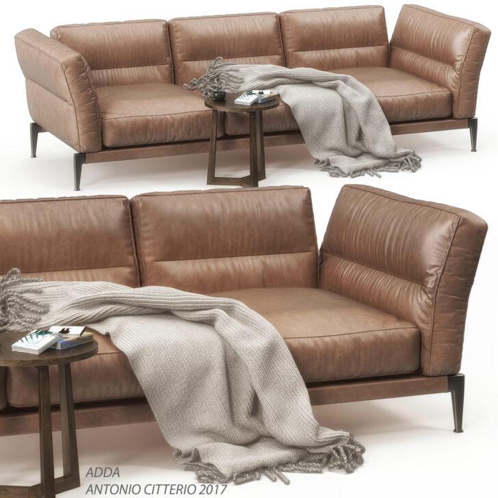 Medium Size of Flexform Sofa Sale Groundpiece Gebraucht Cost Review Bed Eden Furniture List Uk Romeo Adda Sofagarnitur 3d Modell Turbosquid 1151532 Chippendale Halbrundes Mit Sofa Flexform Sofa