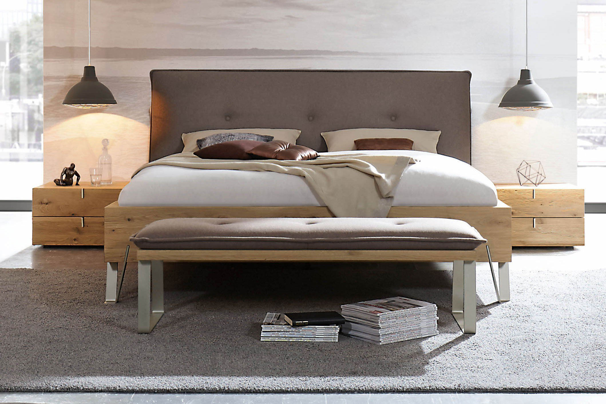 Full Size of Betten 200x220 Thielemeyer Bett Cubo Wildeiche Mbel Letz Ihr Online Shop Dico 140x200 Weiß Boxspring Bonprix 160x200 Runde Amazon 180x200 Mädchen überlänge Bett Betten 200x220