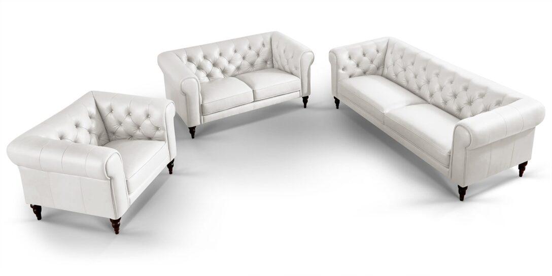 Large Size of 3 2 1 Couchgarnitur Chesterfield Sofa Set Aus Echtem Leder Hudson Günstige Betten 140x200 Bett 180x200 Mit Lattenrost Und Matratze Bettkasten Sitzer Rundes Sofa Sofa 3 2 1 Sitzer