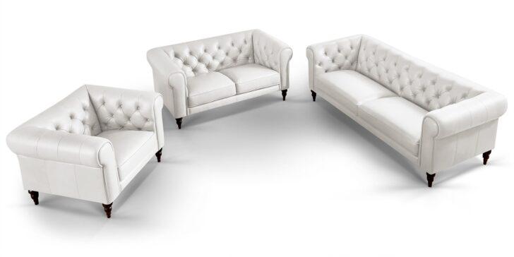 Medium Size of 3 2 1 Couchgarnitur Chesterfield Sofa Set Aus Echtem Leder Hudson Günstige Betten 140x200 Bett 180x200 Mit Lattenrost Und Matratze Bettkasten Sitzer Rundes Sofa Sofa 3 2 1 Sitzer
