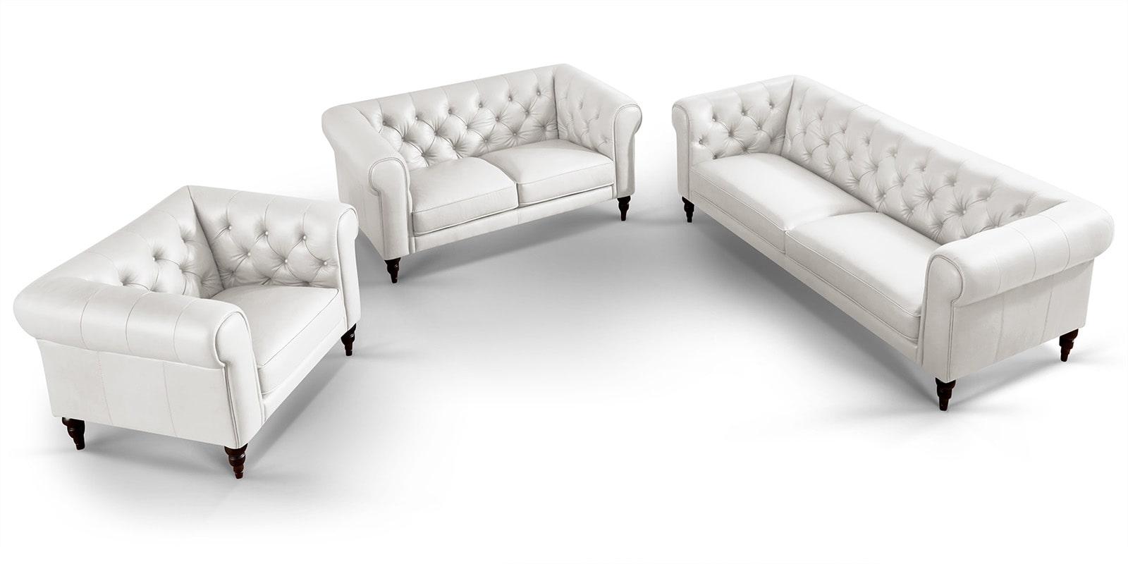 Full Size of 3 2 1 Couchgarnitur Chesterfield Sofa Set Aus Echtem Leder Hudson Günstige Betten 140x200 Bett 180x200 Mit Lattenrost Und Matratze Bettkasten Sitzer Rundes Sofa Sofa 3 2 1 Sitzer