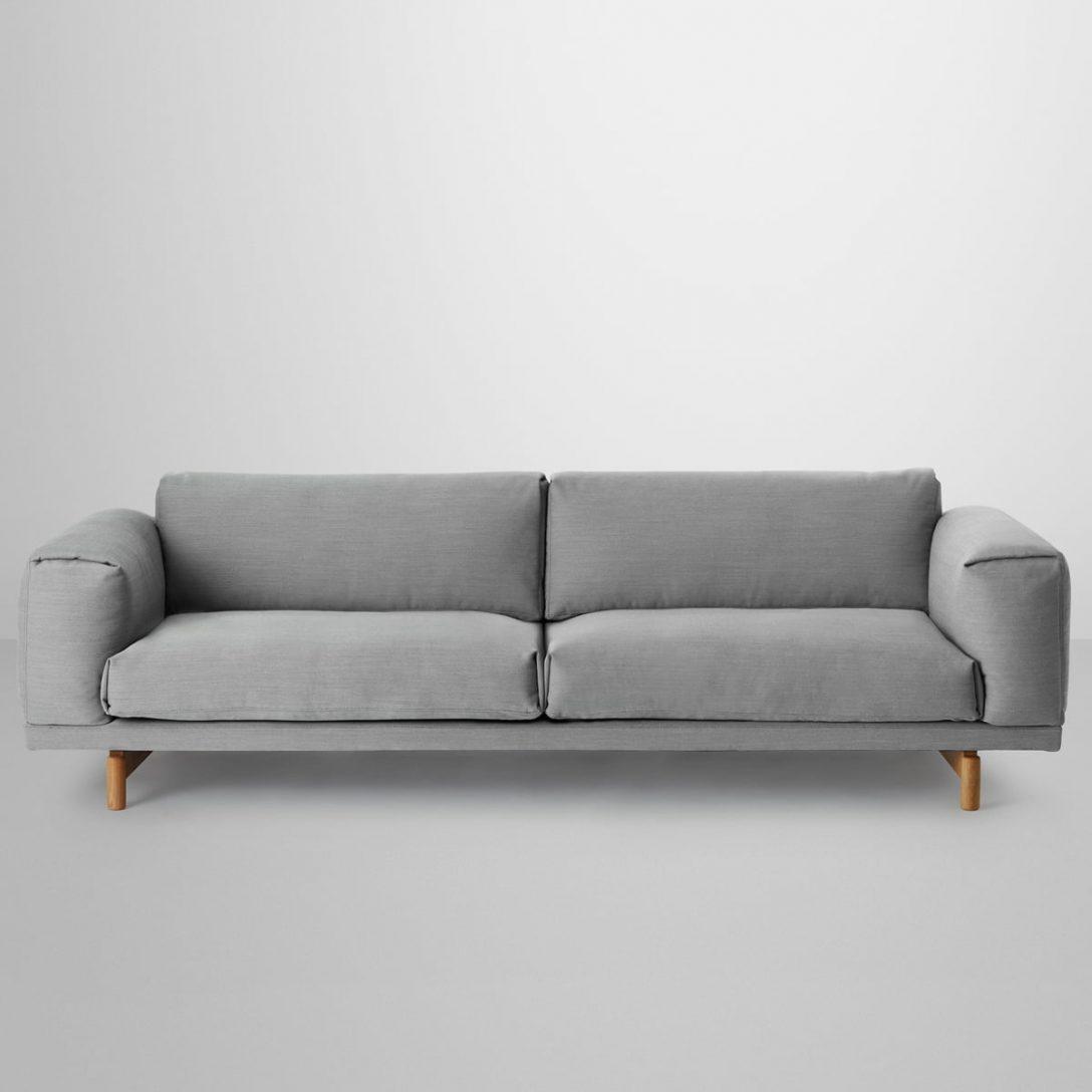 Large Size of Rest Sofa 3 Sitzer Von Muuto Connoshop Himolla Eck Le Corbusier Leinen Rolf Benz Barock Chesterfield Grau 2 5 Höffner Big Garten Ecksofa Relaxfunktion Sofa Sofa 3 Sitzer