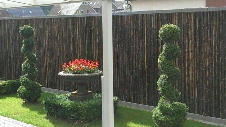 Medium Size of Sichtschutz Garten Bali Black Bambus Gartenzaun Windschutz Tisch Loungemöbel Trennwand Heizstrahler Sichtschutzfolien Für Fenster Sitzgruppe Aufbewahrungsbox Garten Sichtschutz Garten