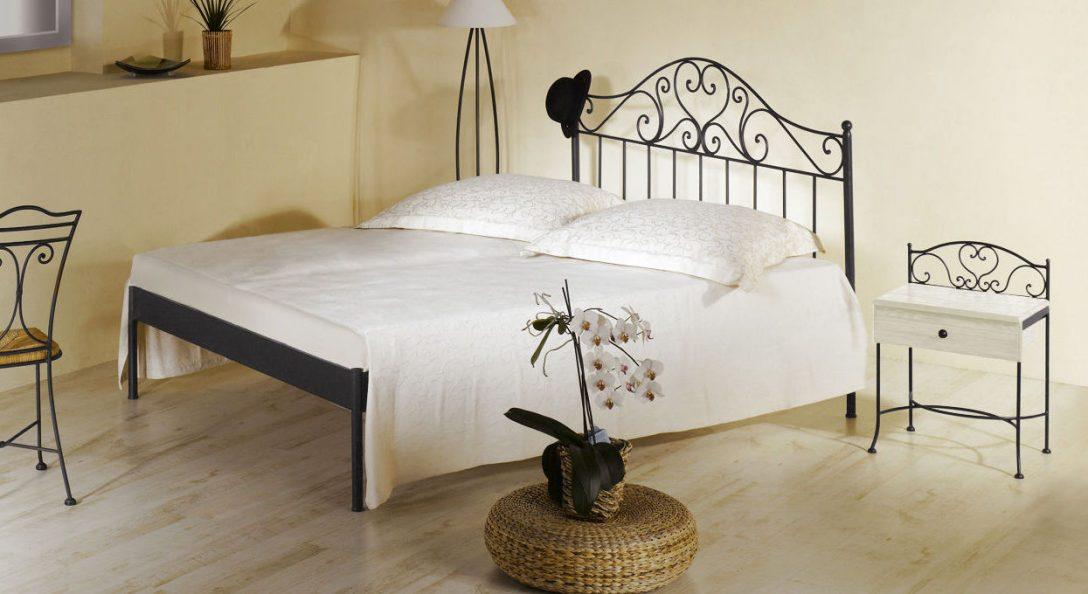 Large Size of Romantisches Bett Spanisches Metallbett Z B 140x200 Cm In Braun Loria Betten Holz Stabiles Tatami Tagesdecke 190x90 Mit Aufbewahrung Rauch Ausziehbares Bett Romantisches Bett