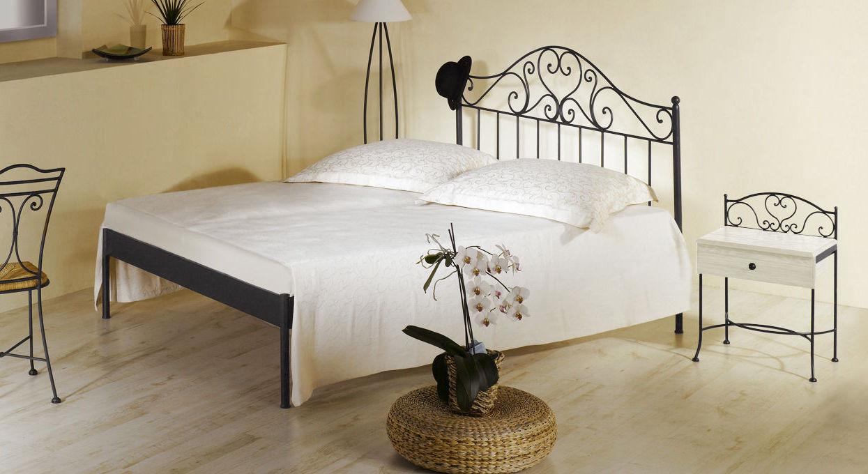Full Size of Romantisches Bett Spanisches Metallbett Z B 140x200 Cm In Braun Loria Betten Holz Stabiles Tatami Tagesdecke 190x90 Mit Aufbewahrung Rauch Ausziehbares Bett Romantisches Bett