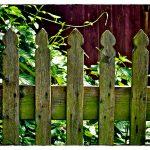 Garten Zaun Garten Garten Zaun Alter Gartenzaun Foto Bild Landschaft Trampolin Ecksofa Lärmschutz Sichtschutz Holz Relaxsessel Paravent Mastleuchten Bewässerung Lärmschutzwand