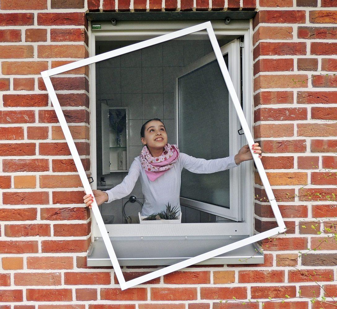 Large Size of Insektenschutzgitter Fenster Insektenschutz Fliegengitter 120x100cm Alu Rahmen Mit Sprossen Weru Preise Meeth Standardmaße Dreifachverglasung Aluminium Folie Fenster Insektenschutzgitter Fenster