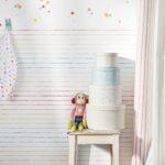 Esprit Kids Tapete Sterne Punkte Wei Bunt 35696 2 Sofa Kinderzimmer Regale Regal Weiß Tapeten Für Küche Fototapeten Wohnzimmer Die Ideen Schlafzimmer Kinderzimmer Tapeten Kinderzimmer