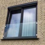 Absturzsicherung Fenster Franzsischer Balkon Aus Glas Glasprofi24 Rahmenlose Runde Kosten Neue Sonnenschutz Für Abdichten Insektenschutz Ohne Bohren Fenster Absturzsicherung Fenster