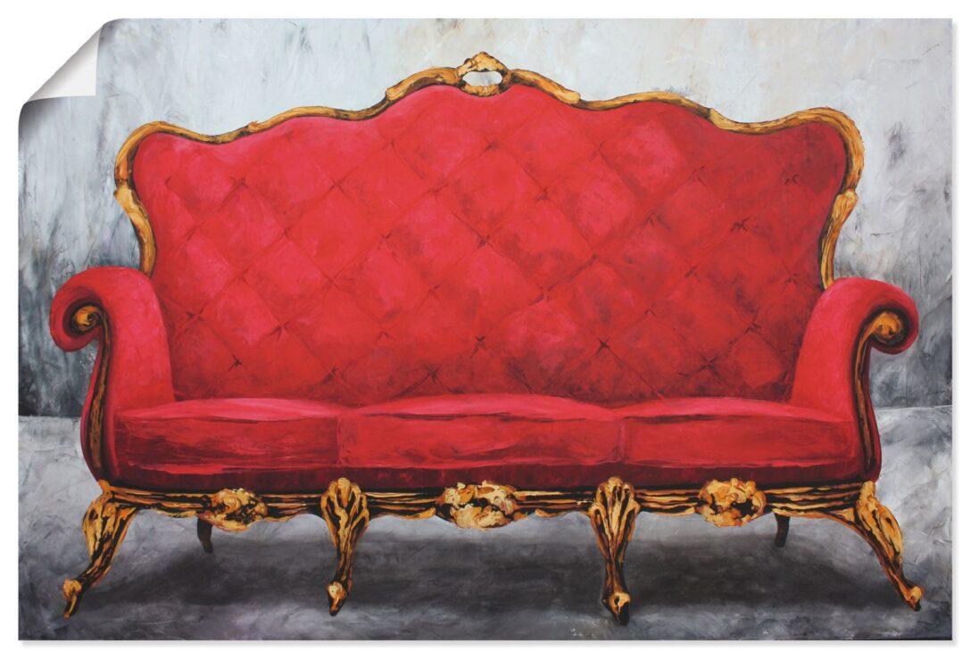 Large Size of Rotes Sofa Renate Berghaus Poster Artgalerie Bildershop Polyrattan Verkaufen Bezug Leinen Mit Verstellbarer Sitztiefe Weißes Hülsta Chippendale Kissen Bora Sofa Rotes Sofa