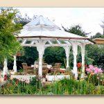 Garten Pavillion Garten Garten Pavillion Pavillon / Metallpavillon Sun Antik Kupfer Look Gartenpavillon Metall Rund Holz Glas Aus Luxus Baugenehmigung 3x3 Bausatz Kaufen Preise Von