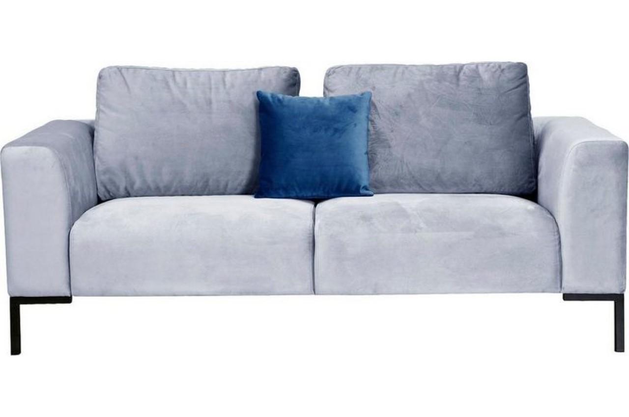 Full Size of Sofa Federkern Pur Schaum Oder 3 Sitzer Mit Big Poco Couch Schlaffunktion Wellenunterfederung Schaumstoff Reparieren Selbst Kaltschaum Furntrade 3er Vera Grau Sofa Sofa Federkern