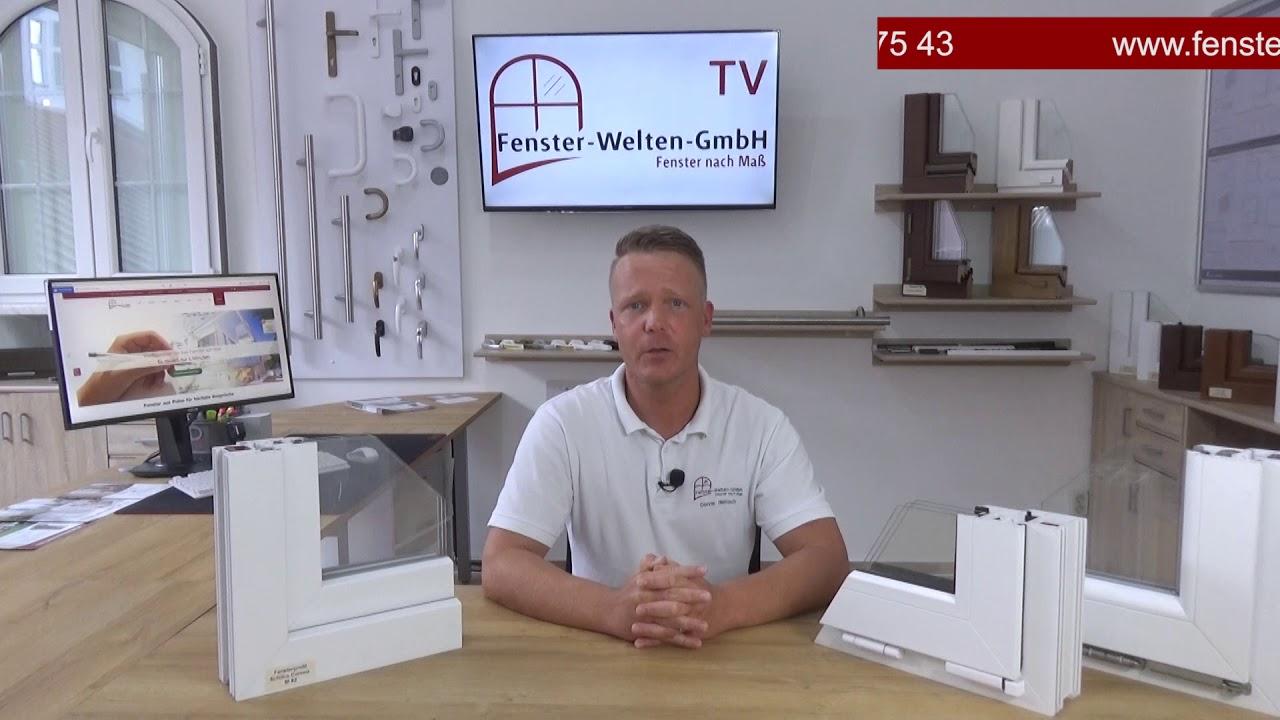Full Size of Fenster Welten Schco Living Kunststofffenster Nach Ma Produziert In Polen Youtube Mit Rolladen Einbruchschutz Beleuchtung Dänische Rc 2 Sichtschutz Für Fenster Fenster Welten