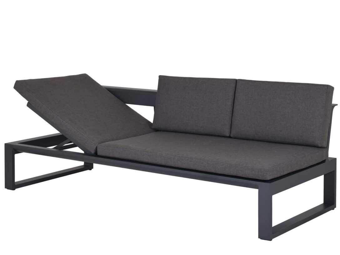 Large Size of Sofa Liege Multifunktionale Alu Lounge Ventura Links Gartenmbel Lnse Halbrund überzug Kunstleder Weiß Home Affaire Big Echtleder Jugendzimmer Wohnzimmer Sofa Sofa Liege