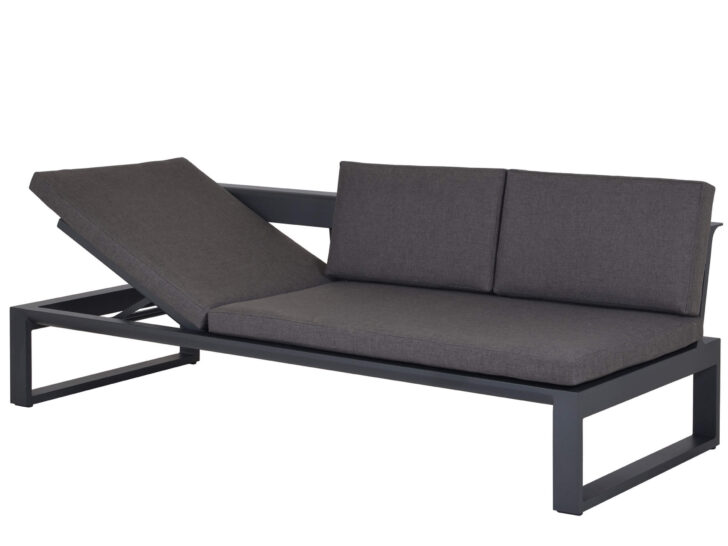 Medium Size of Sofa Liege Multifunktionale Alu Lounge Ventura Links Gartenmbel Lnse Halbrund überzug Kunstleder Weiß Home Affaire Big Echtleder Jugendzimmer Wohnzimmer Sofa Sofa Liege