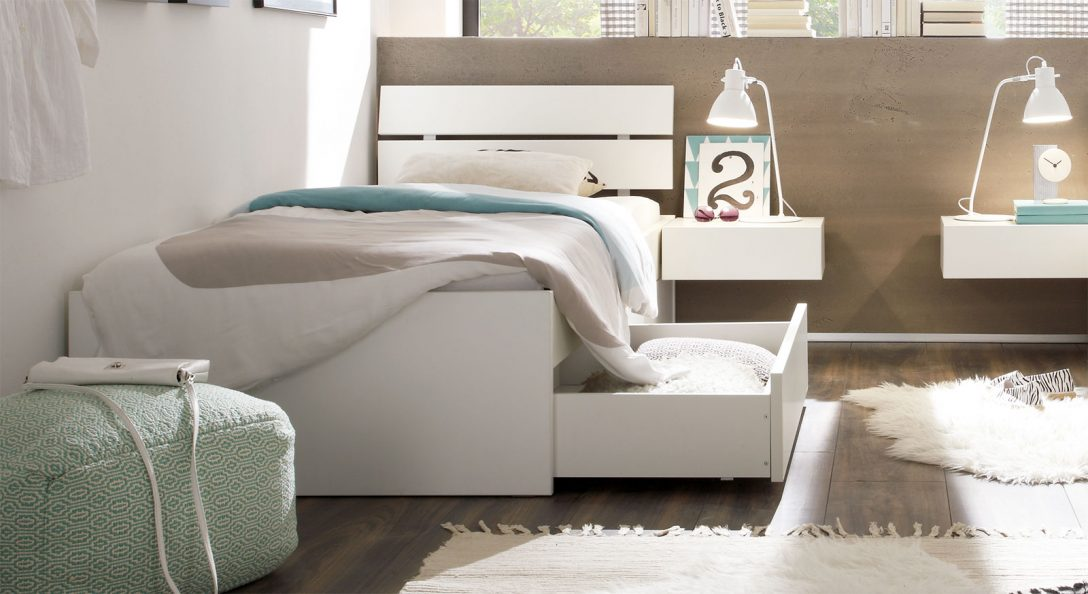 Large Size of Bett Weiß 100x200 Einzelbett In Zb Cm Mit Schubladen Wei Mocuba Inkontinenzeinlagen Rattan Prinzessin Betten Für übergewichtige Nolte Holz 1 40x2 00 Weißes Bett Bett Weiß 100x200