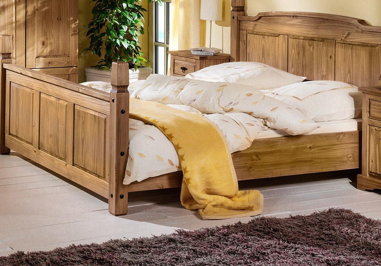 Full Size of Doppelbett Bett Serie Mexican Kiefer Massiv Antik Gewachst Musterring Betten Moebel De Köln Selber Bauen 180x200 Kingsize Dico 140x200 Günstig Balken Bett Bett Antik