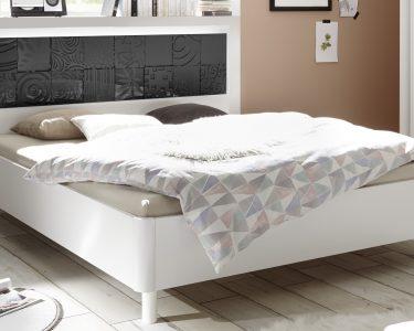 Bett 160x200 Komplett Bett Doppelbett Weiss Matt Anthrazit Siebdruck Xaria27 Designermbel Betten Outlet Dänisches Bettenlager Badezimmer Bett Nussbaum 180x200 Weißes 160x200 Weiß