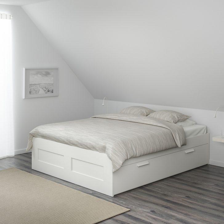 Medium Size of Brimnes Bettgestell Mit Schubladen Wei Ikea Schweiz Designer Betten Bambus Bett Skandinavisch 90x190 Platzsparend Rauch Rutsche 200x180 190x90 120x200 Weiß De Bett 1.40 Bett