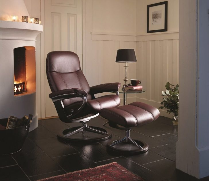 Medium Size of Stressless Sofa Ekornes Ebay Oslo Review Arion Windsor For Sale Couch Furniture List Leather Stella Wave The Consul Is A Classic Recliner Made To Fit Sofa Stressless Sofa