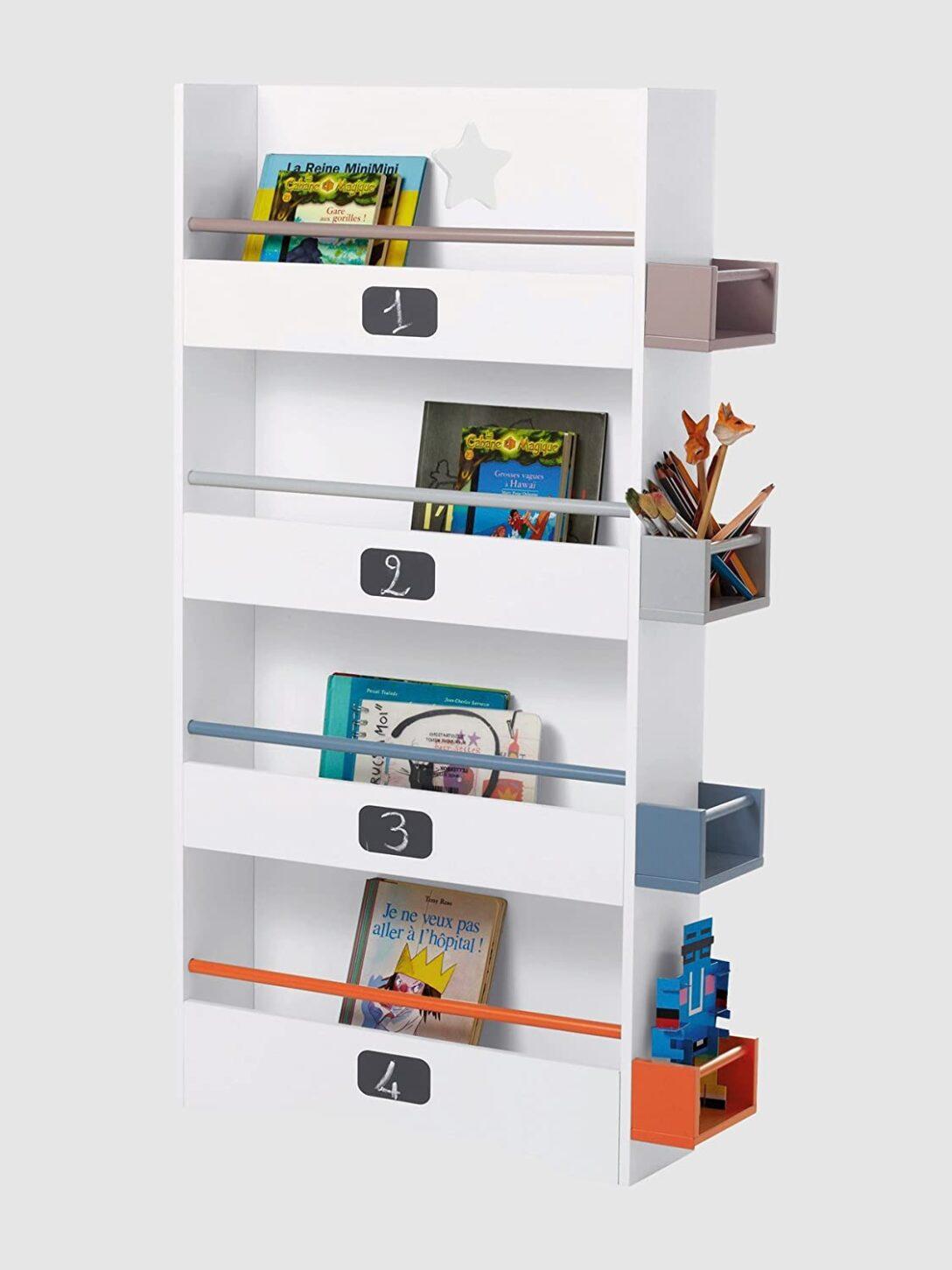 Large Size of Bücherregal Kinderzimmer Vertbaudet Bcherregal Frs Wei Amazonde Kche Regal Weiß Regale Sofa Kinderzimmer Bücherregal Kinderzimmer