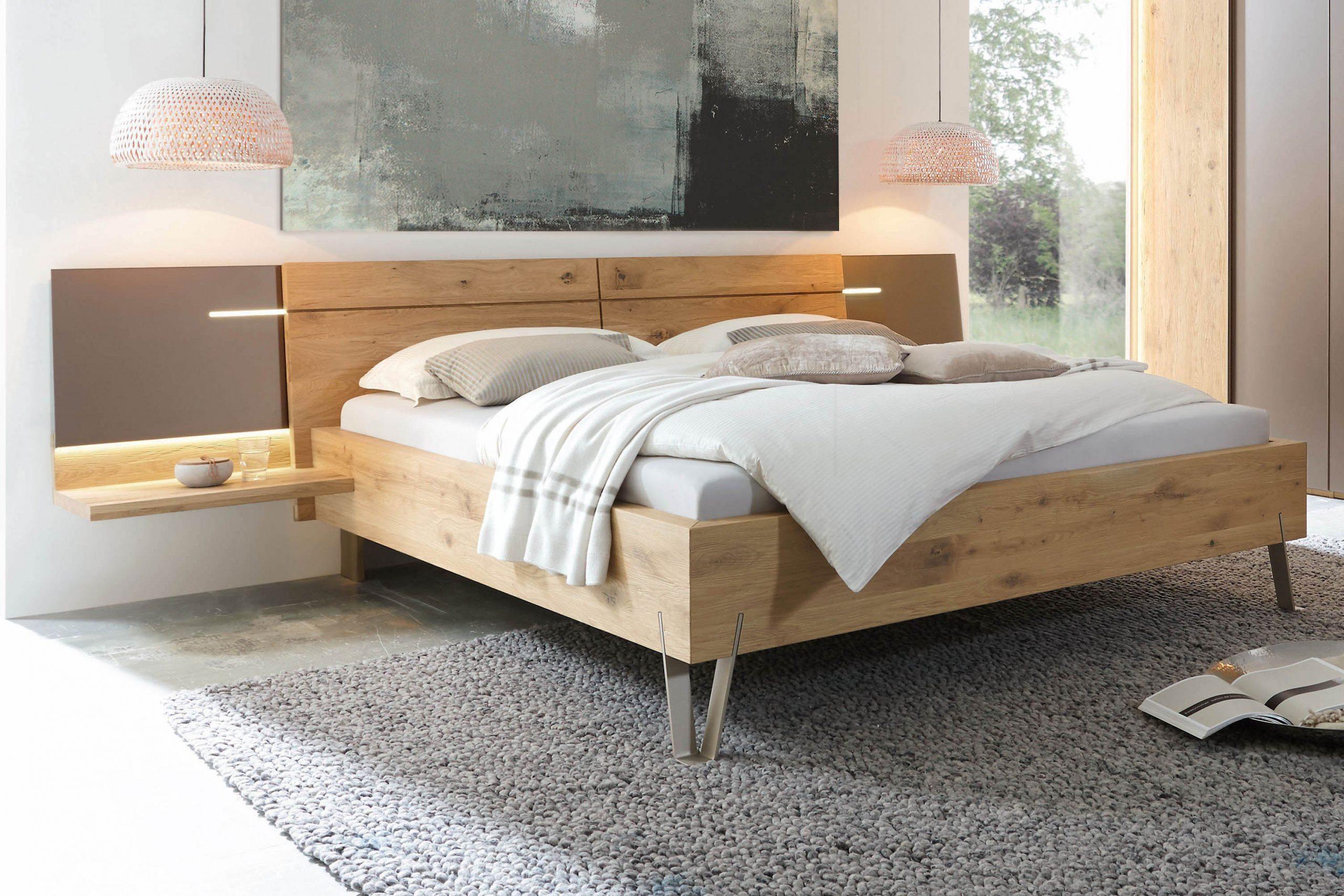 Full Size of Wildeiche Bett Bettbank Massiv 200x200 Eiche 140x200 180x200 Thielemeyer Cubo Cm Mbel Letz Ihr Hoch Mit Unterbett Betten 100x200 Günstig Kaufen Nolte 140 X Bett Wildeiche Bett