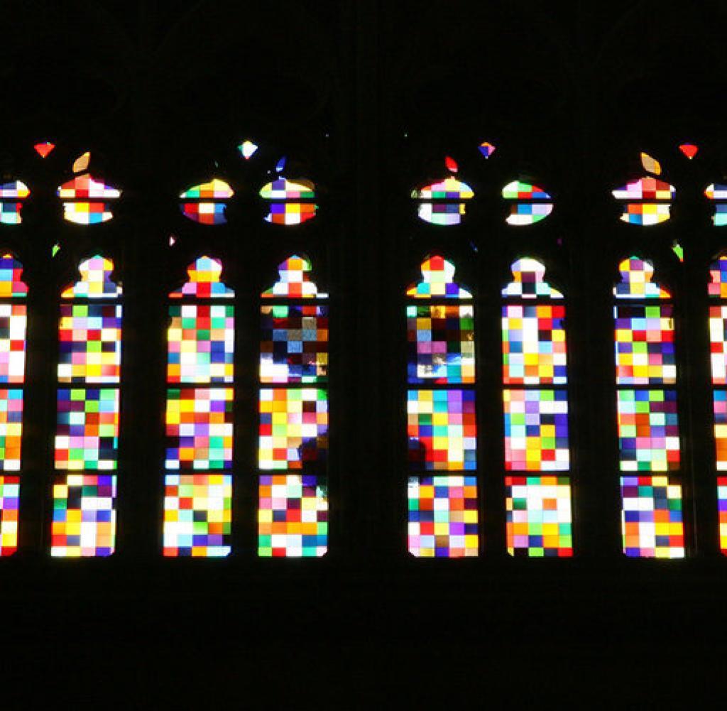 Full Size of Fenster Köln Kirche Gerhard Richters Fr Den Klner Dom Bilder Austauschen Gitter Einbruchschutz Velux Preise Alu Sonnenschutz Für Rc3 Günstig Kaufen Schüco Fenster Fenster Köln