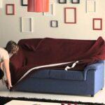 Thumbnail Size of Sofa Spannbezug Strech Sofahusse Youtube Stressless Mit Relaxfunktion Elektrisch Schlafsofa Liegefläche 180x200 Wohnlandschaft Ikea Schlaffunktion L Big Form Sofa Sofa Spannbezug