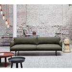 Muuto Sofa Sofa Outline Seater Zweisitzer Sofa Von Muuto Luxury Interior Ottomane U Form Xxl Leinen Polster Hersteller Hocker Husse Große Kissen Mit Schlaffunktion Home