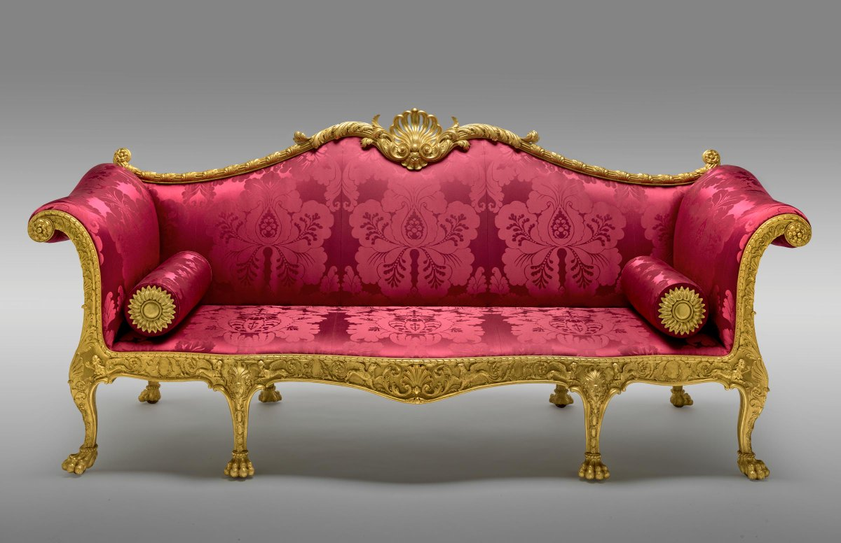 Full Size of Chippendale Sofa Lane Table History Sofas Ethan Allen Furniture For Sale Reproduction Slipcover Uk Cover Style Uivatel Museum Of Fine Arts Türkis Günstiges Sofa Chippendale Sofa